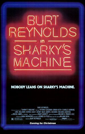 Sharky's Machine 482x755