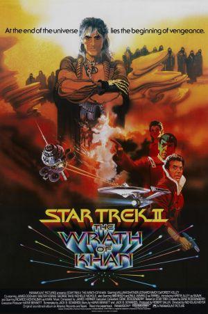 Star Trek II: The Wrath of Khan 2100x3156
