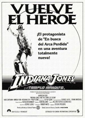 Indiana Jones and the Temple of Doom 1447x2000