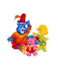 Oi peripeteies ton Gummi Bears poster