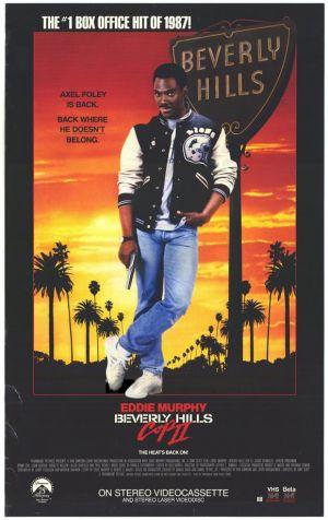 Beverly Hills Cop II 580x921