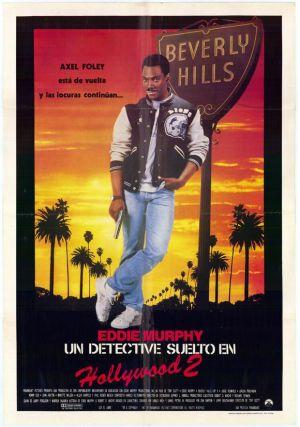 Beverly Hills Cop II 580x826