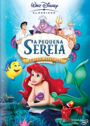 The Little Mermaid 448x628