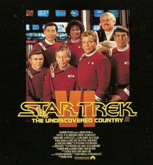 Star Trek VI: The Undiscovered Country 867x933