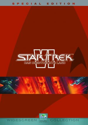 Star Trek VI: The Undiscovered Country 1552x2205