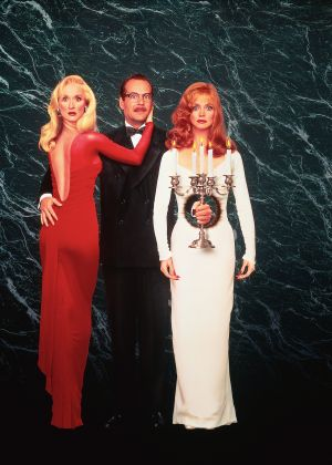 Death Becomes Her Key art