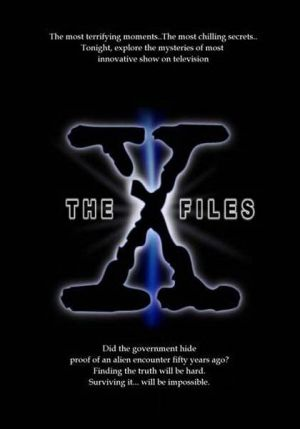 The X Files 420x600