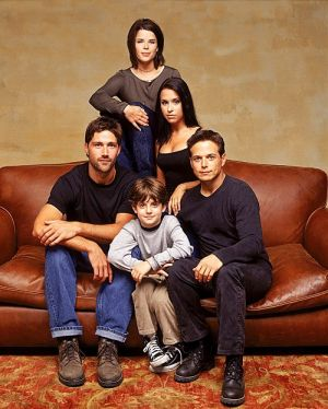 Party of Five 500x624