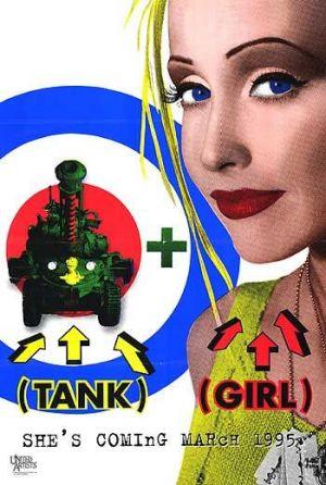 Tank Girl 350x520