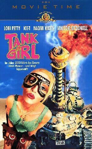 Tank Girl 300x483