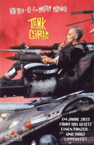 Tank Girl 517x800