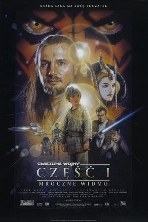 Star Wars: Episodio I - La amenaza fantasma 2100x3156