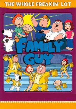 Family Guy 1600x2272