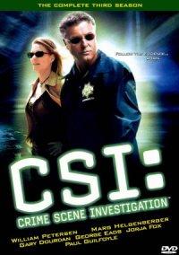 CSI - Den Tätern auf der Spur poster