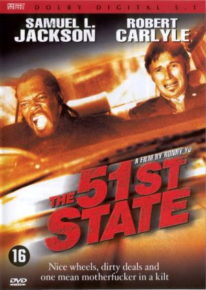 The 51st State Dvd cover