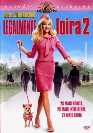 Legally Blonde 2: Red, White & Blonde 692x989
