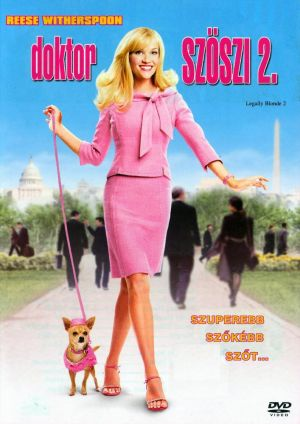Legally Blonde 2: Red, White & Blonde 707x1000