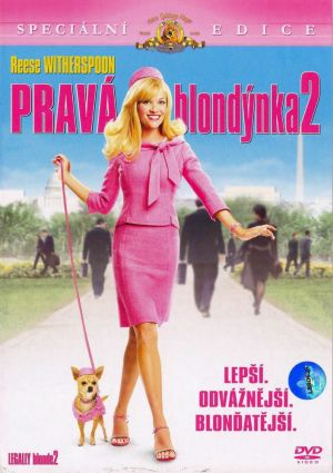 Legally Blonde 2: Red, White & Blonde 705x998