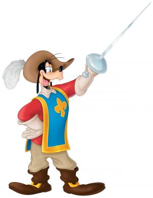 Mickey, Donald, Goofy: The Three Musketeers 1240x1600