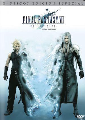 Final Fantasy VII: Advent Children 1529x2163