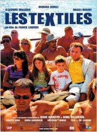 Les textiles poster