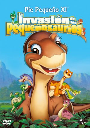 The Land Before Time XI: Invasion of the Tinysauruses 508x720