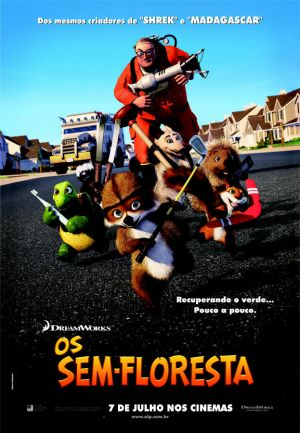 Over the Hedge 623x900