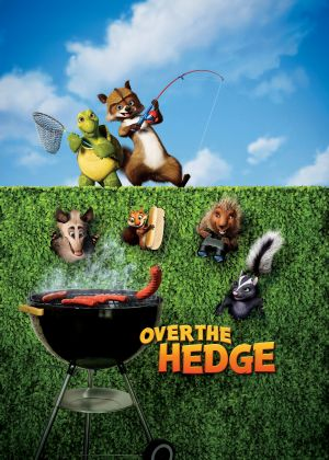Over the Hedge 2000x2800