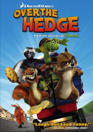 Over the Hedge 565x798