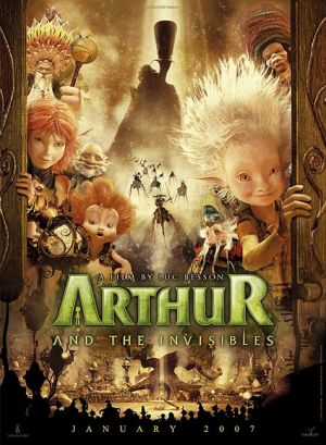Arthur und die Minimoys 425x580