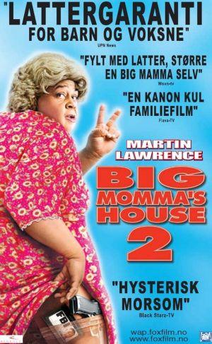Big Momma's House 2 554x900