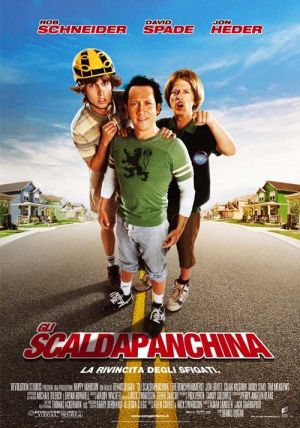 The Benchwarmers 500x714