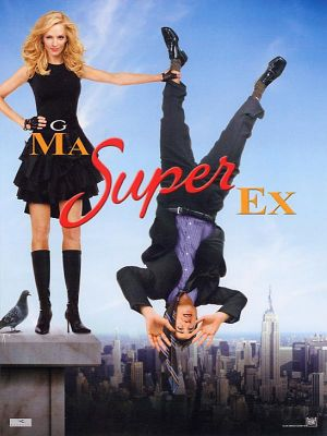 My Super Ex-Girlfriend 600x800