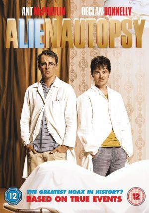 Alien Autopsy 565x804