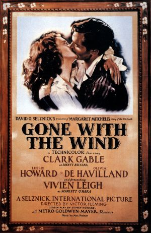 Gone with the Wind 1299x2000