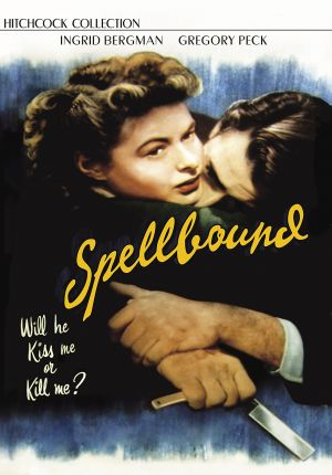 Spellbound Dvd cover