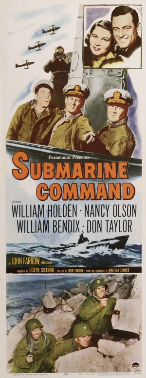 Submarine Command Poster
