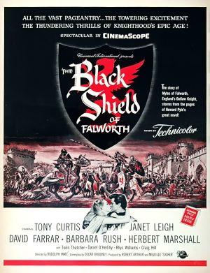 The Black Shield of Falworth 750x977