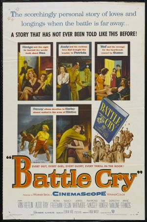 Battle Cry Poster