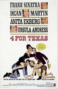 4 for Texas poster