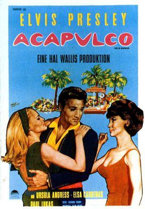 Fun in Acapulco 487x700