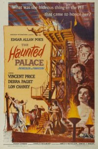 The Haunted Palace poster