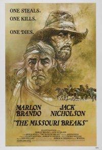 The Missouri Breaks poster