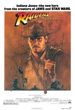 Raiders of the Lost Ark 2100x3100