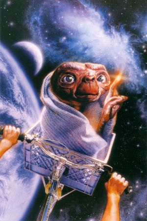 E.T. the Extra-Terrestrial 2001x3000