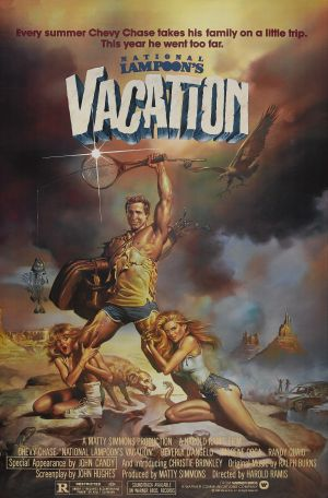 National Lampoon's Vacation 2400x3650