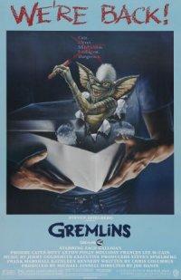 Gremlins: Kleine Monster poster