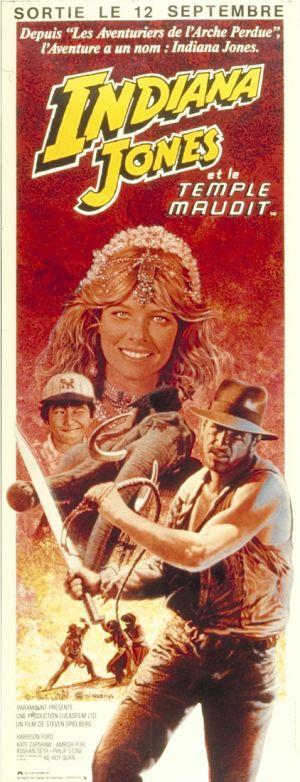 Indiana Jones and the Temple of Doom 422x1100