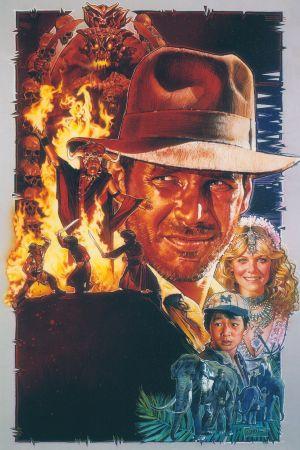 Indiana Jones and the Temple of Doom 2001x3000