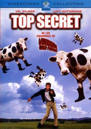 Top Secret! 1019x1441